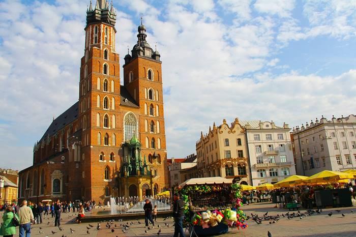 Zonas de Cracovia - Qué ver en Cracovia