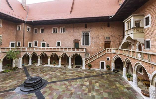 Collegium Maius - Que ver en Cracovia