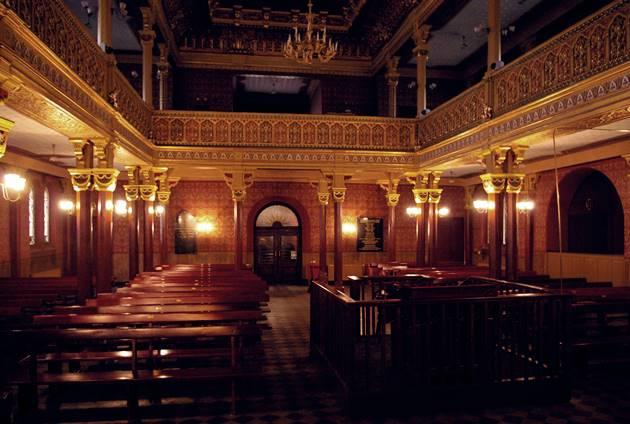 Sinagoga Tempel - Qué ver Cracovia